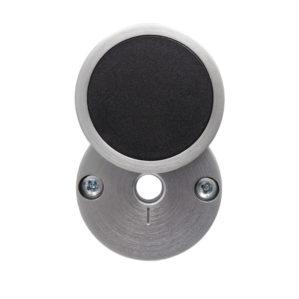 LA GARD key hole cover open
