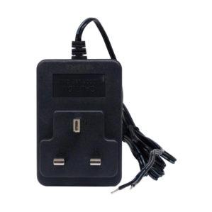 Mains adapter