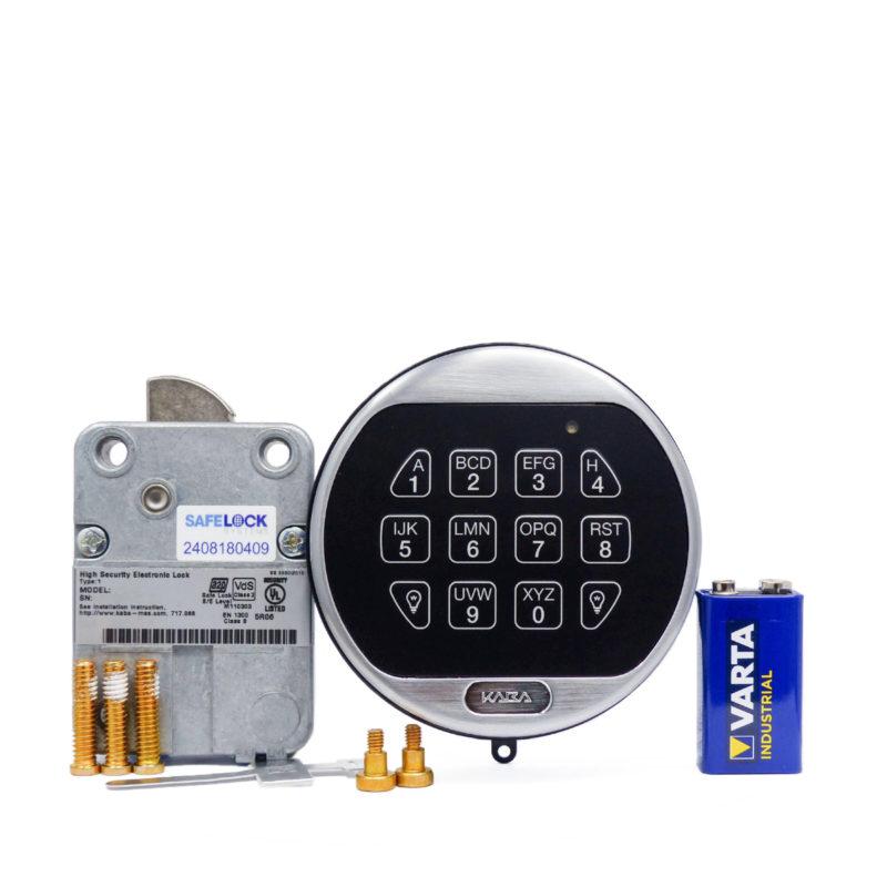 LA GARD swingbolt lock and 5715 keypad