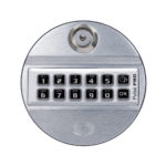 Pulse Pro keypad with backplate