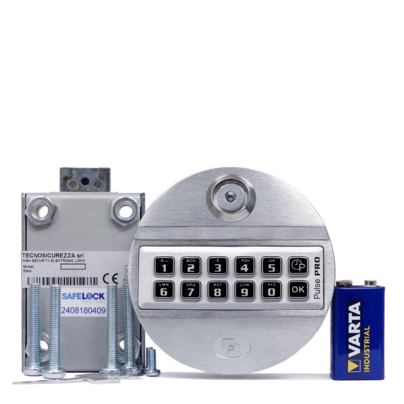 Pulse Pro keypad and motorbolt lock