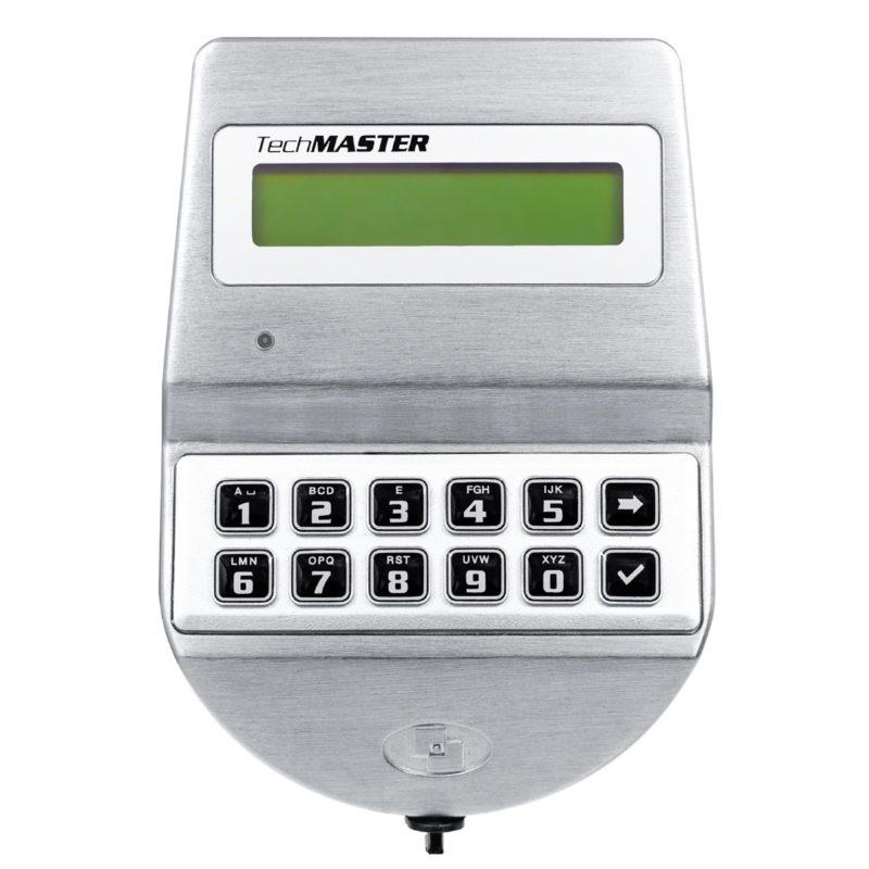 TechMaster keypad