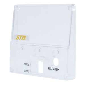 STB timelock cover