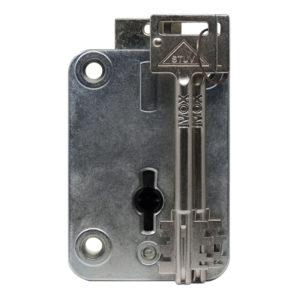 STUV Cablox key lock and keys