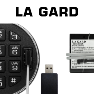 LA GARD audit and setup accessories