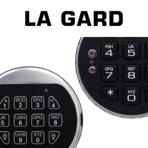 LA GARD keypads