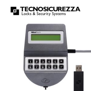 Tecnosicurezza audit and setup accessories