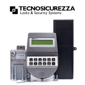Tecnosicurezza electronic safe locks and sets