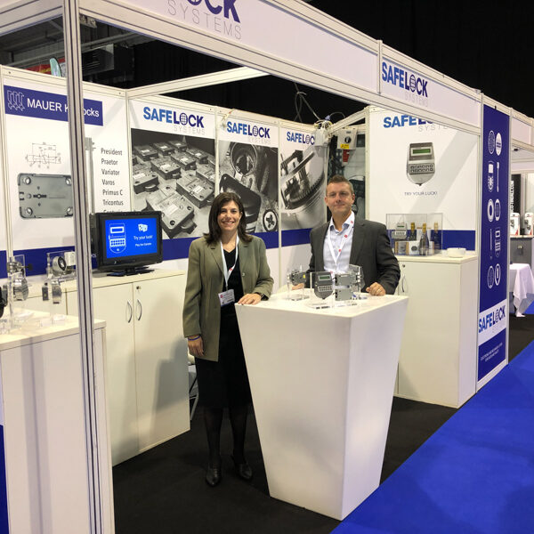 Safelock Systems Jasmine and Tony Exhibition