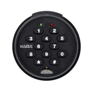 Auditcon round keypad