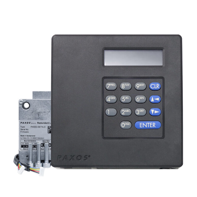Paxos Advance IP Lock Set