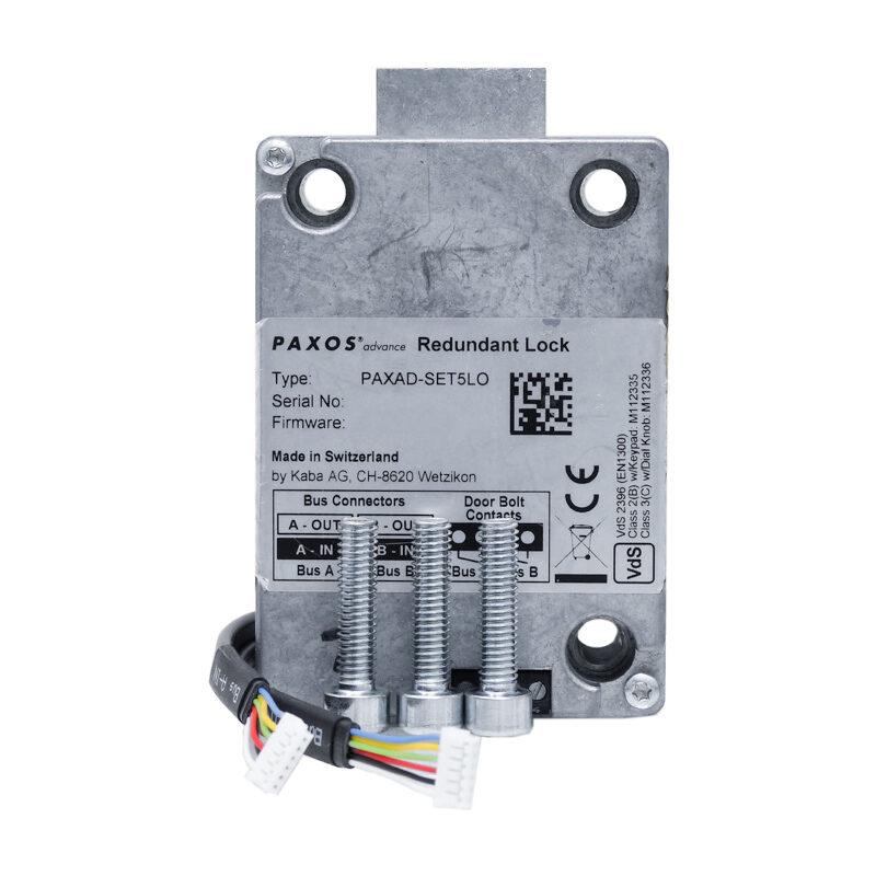 Paxos Lock Body